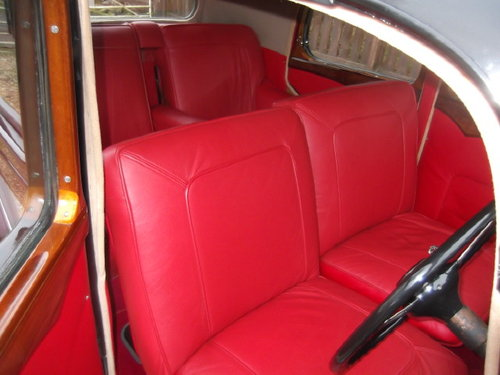 LOVELY 1951 ALVIS TA21 For Sale (picture 3 of 6)