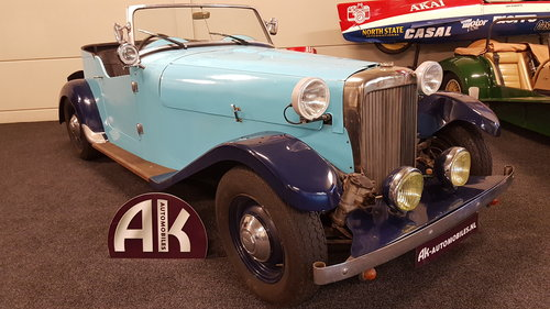 Alvis TA21 Special Convertible 1952 For Sale (picture 1 of 6)