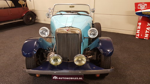 Alvis TA21 Special Convertible 1952 For Sale (picture 5 of 6)