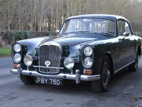 1966 Alvis TF21 'The Fisherman's Coupe' - Totally unique. SOLD (picture 2 of 6)