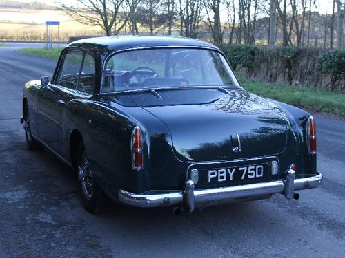 1966 Alvis TF21 'The Fisherman's Coupe' - Totally unique. SOLD (picture 3 of 6)