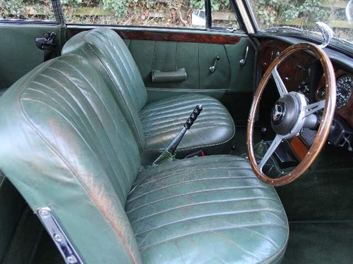 1966 Alvis TF21 'The Fisherman's Coupe' - Totally unique. SOLD (picture 5 of 6)