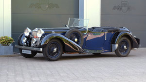 1939 Fine, well maintained open Tourer Speed 25 SC For Sale