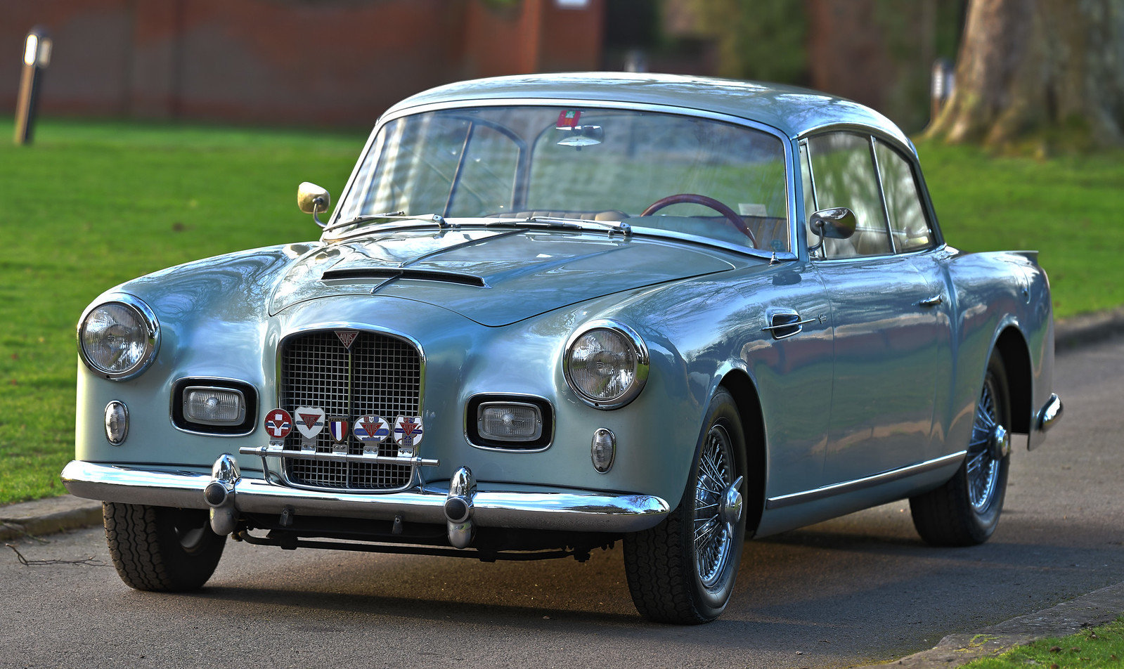 1958 Alvis TD21 Coachwork by Graber LHD For Sale (picture 1 of 6)