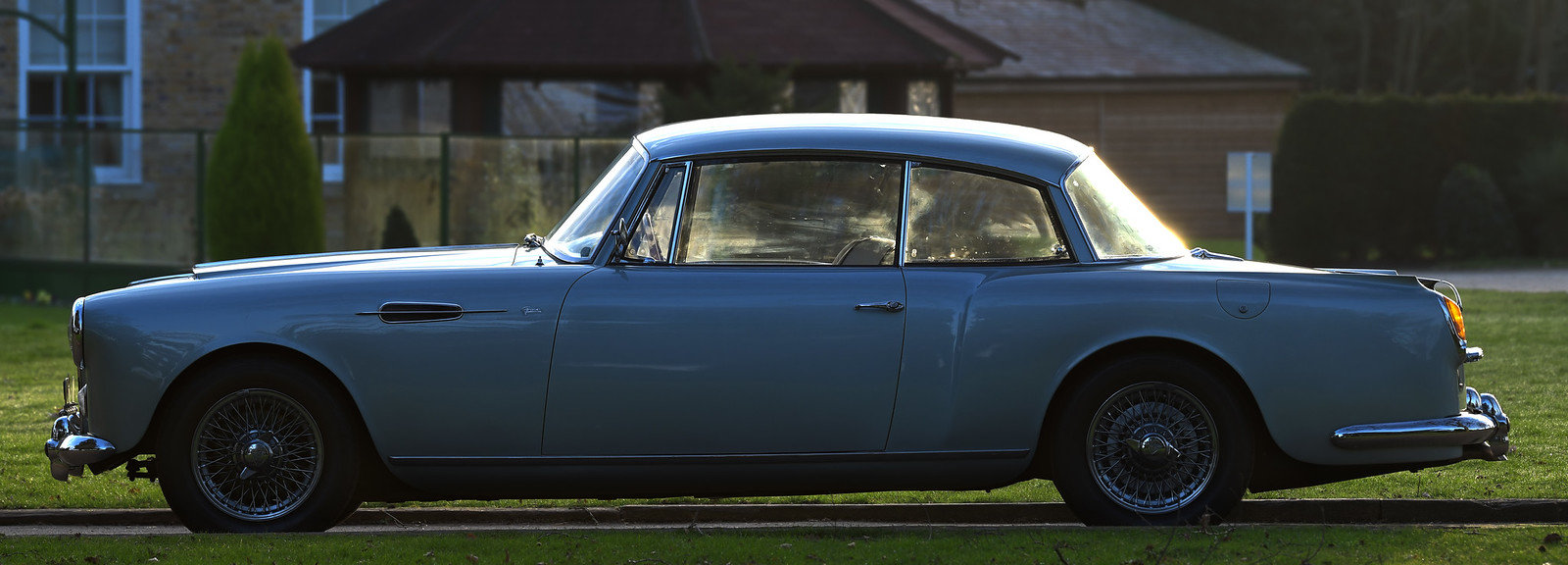 1958 Alvis TD21 Coachwork by Graber LHD For Sale (picture 2 of 6)