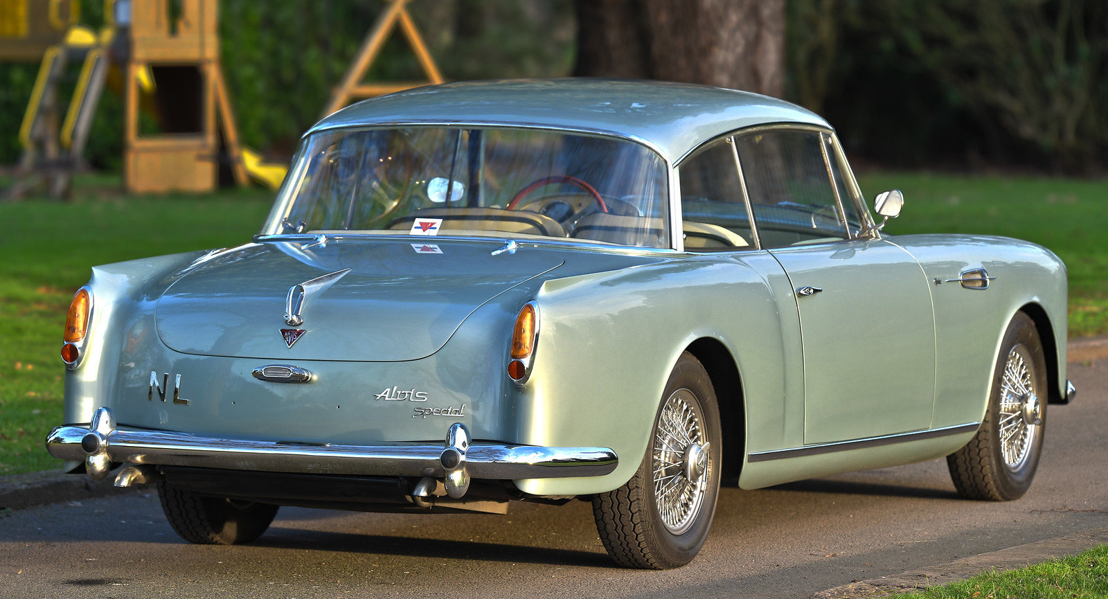 1958 Alvis TD21 Coachwork by Graber LHD For Sale (picture 3 of 6)
