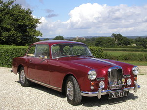 1961 Alvis TD21 Saloon Auto For Sale