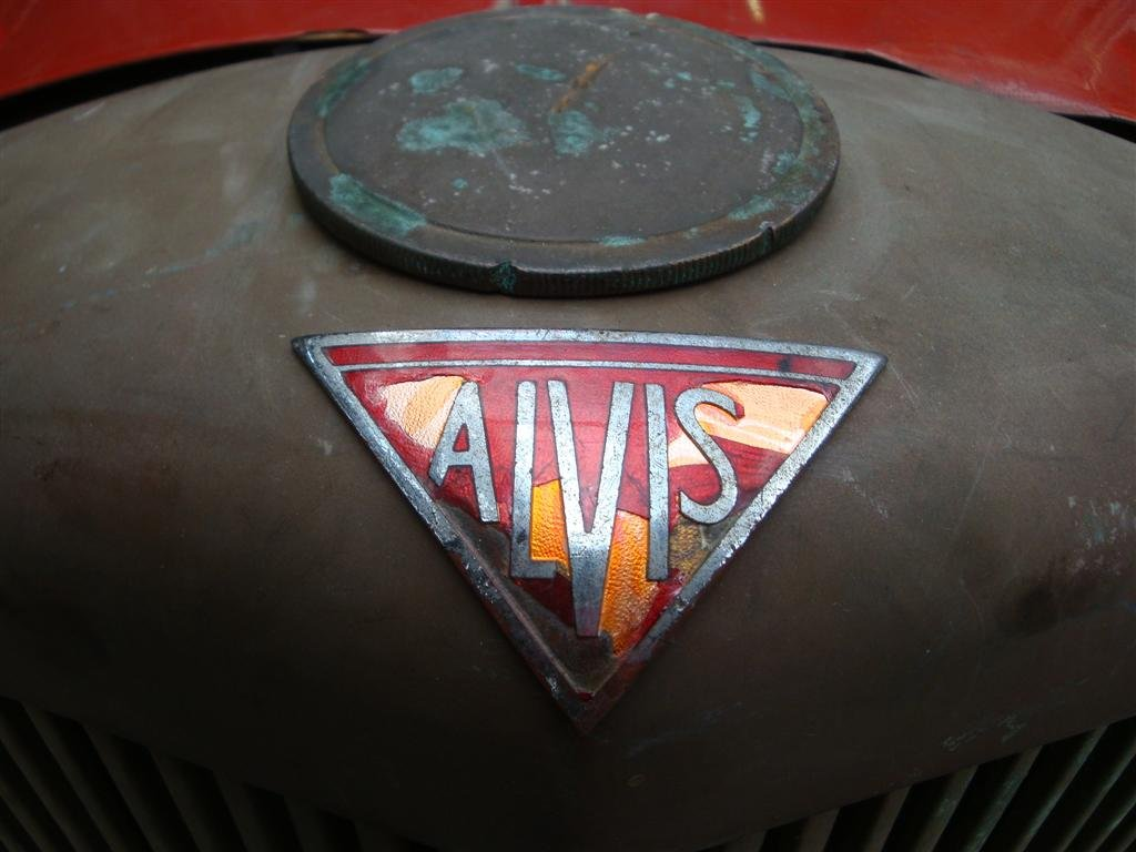 1948 Alvis TA14 DHC RHD for sale For Sale (picture 6 of 6)
