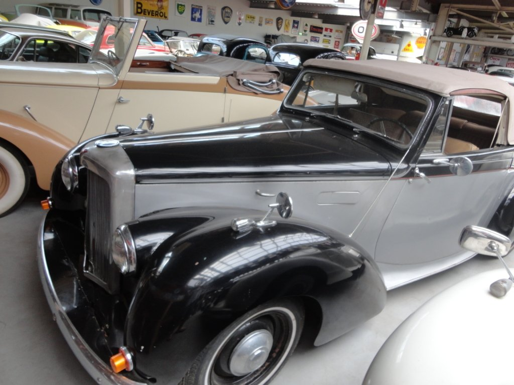 1952 Alvis Convertible for sale For Sale (picture 1 of 6)