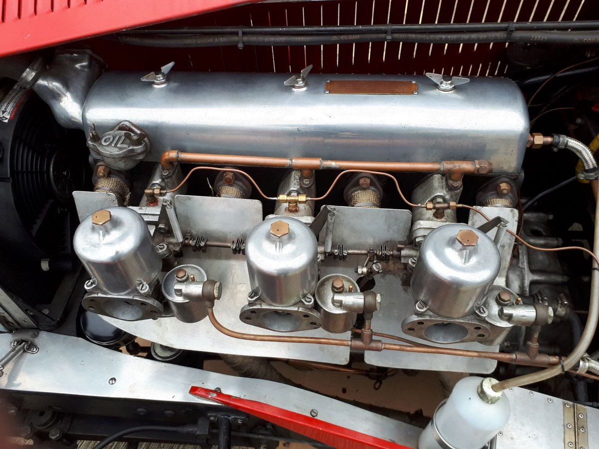1935 Alvis Speed 25 engine Firebird Special For Sale (picture 3 of 6)