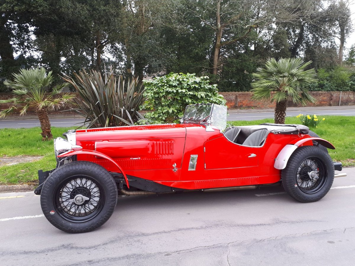 1935 Alvis Speed 25 engine Firebird Special For Sale (picture 5 of 6)