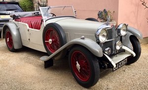 1932 Alvis Speed 20 SA Tourer  For Sale