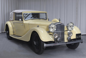 1937 Speed 25 DHC by Charlesworth For Sale