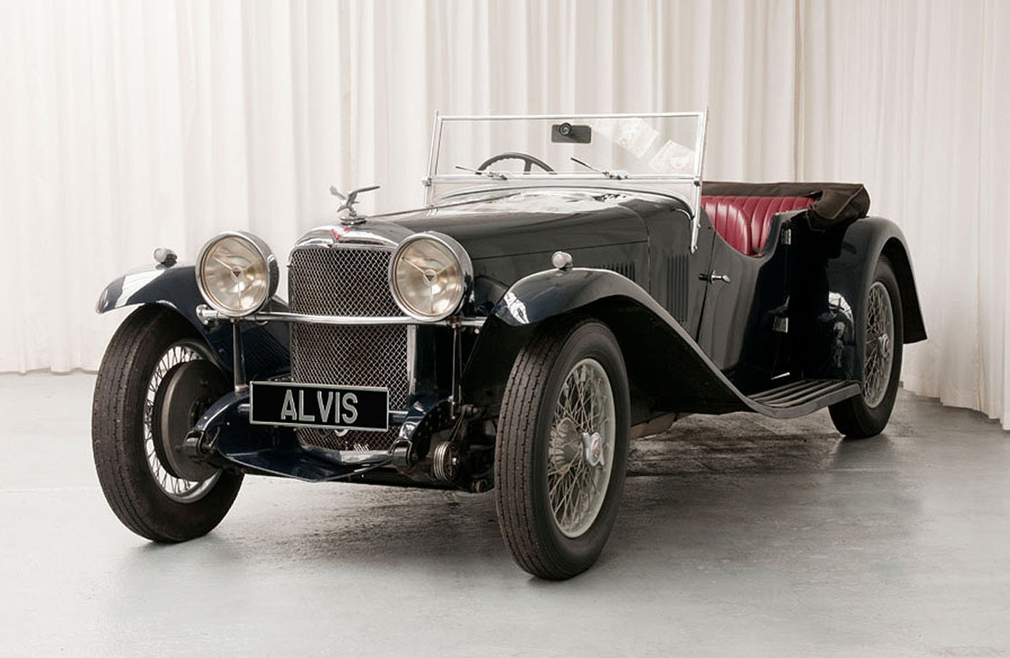 1933 Speed20 Tourer by Vanden Plas For Sale (picture 2 of 6)