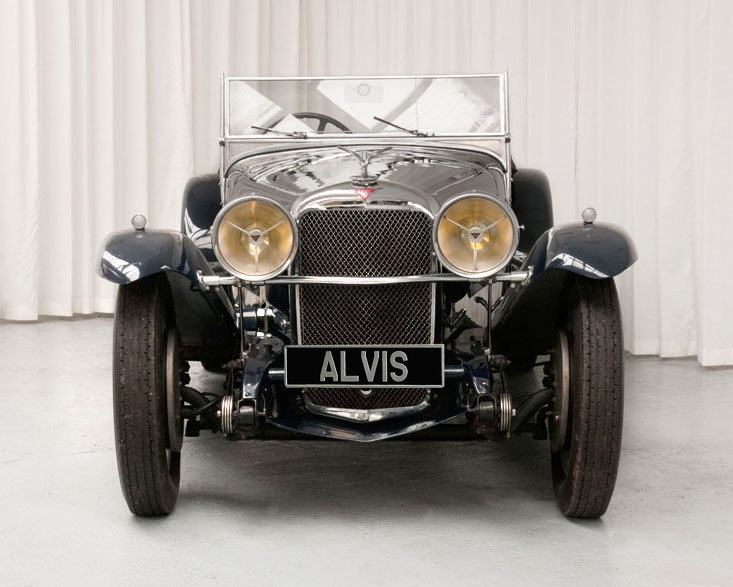 1933 Speed20 Tourer by Vanden Plas For Sale (picture 3 of 6)