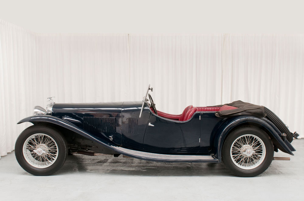 1933 Speed20 Tourer by Vanden Plas For Sale (picture 6 of 6)