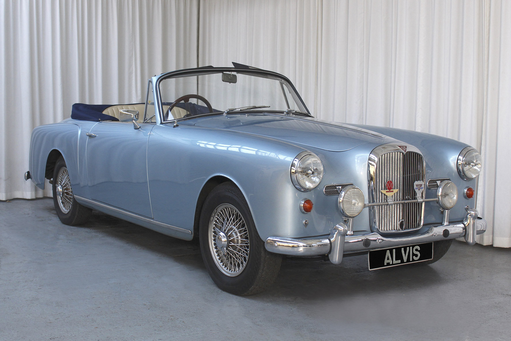 1960 TD21 DHC by Park Ward For Sale (picture 1 of 6)