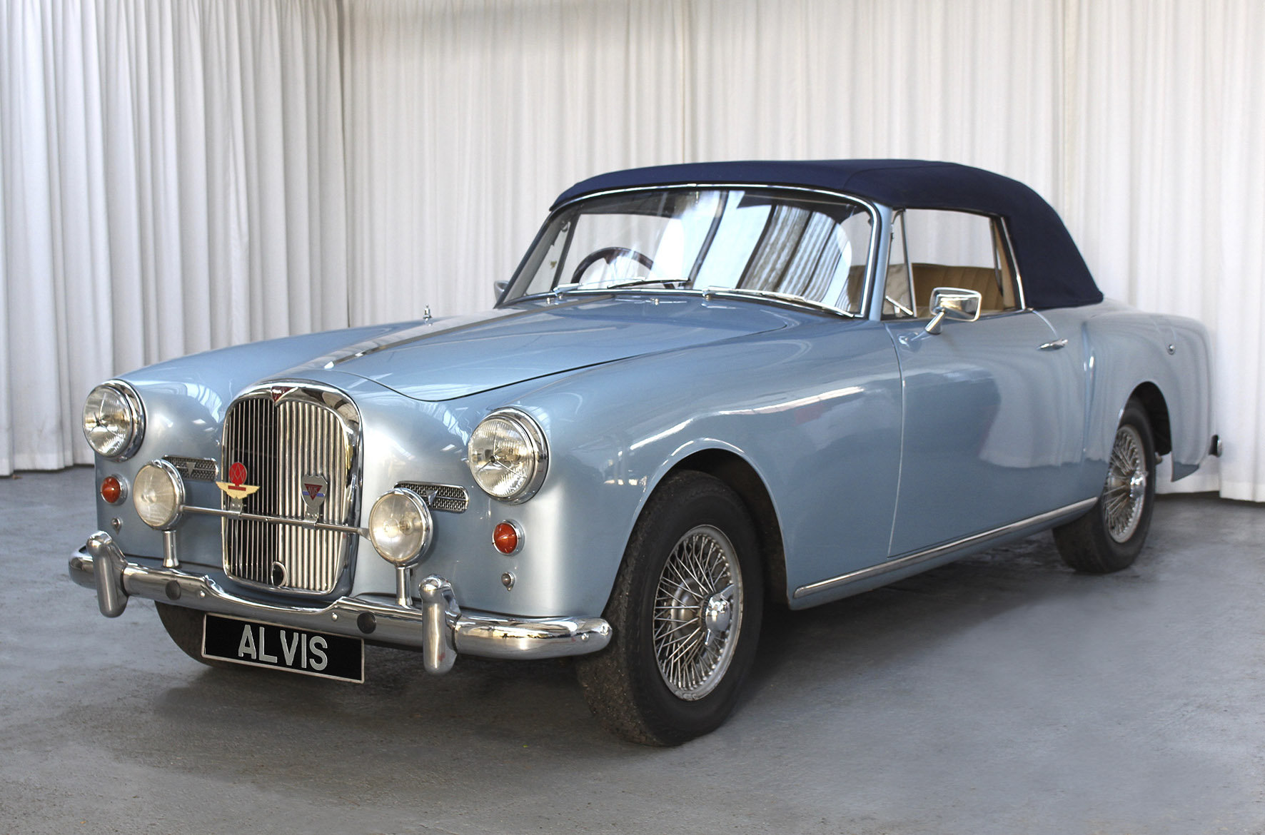 1960 TD21 DHC by Park Ward For Sale (picture 2 of 6)