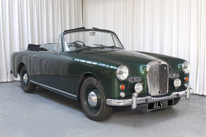 1962 TD21 DHC by Park Ward For Sale