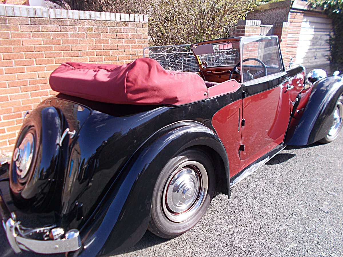 1948 Alvis TA14 DHC (3-position) by Carbodies For Sale (picture 2 of 6)