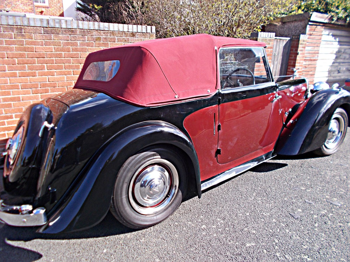 1948 Alvis TA14 DHC (3-position) by Carbodies For Sale (picture 3 of 6)