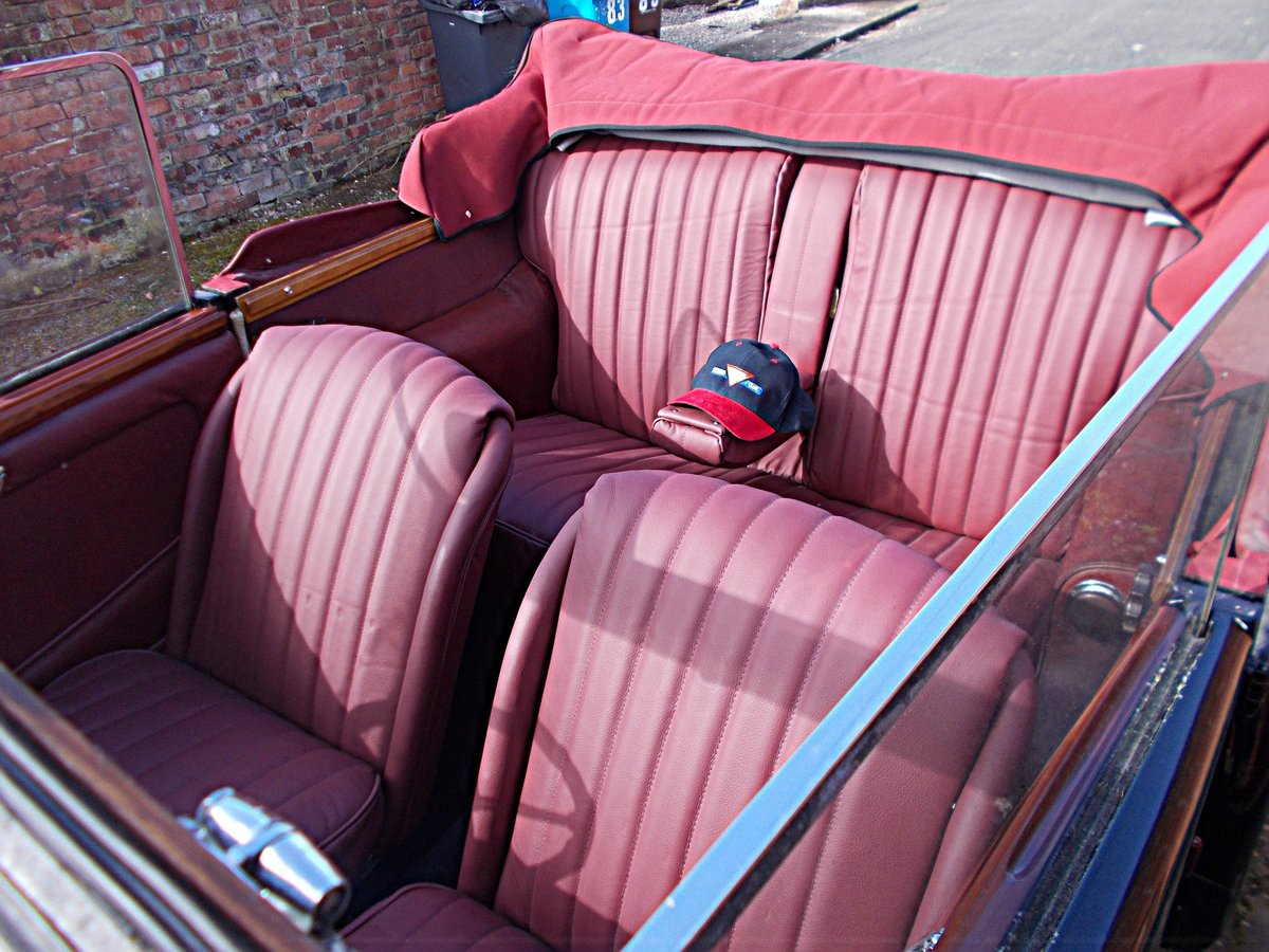 1948 Alvis TA14 DHC (3-position) by Carbodies For Sale (picture 4 of 6)