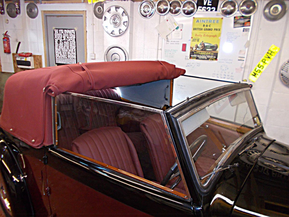 1948 Alvis TA14 DHC (3-position) by Carbodies For Sale (picture 5 of 6)