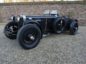 1933 Alvis 12/70 Open Tourer Special French registration, 'Auto R