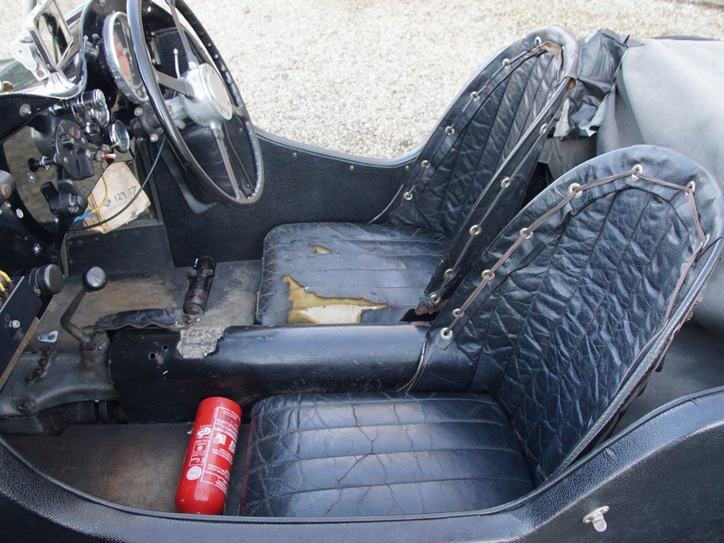 1933 Alvis 12/70 Open Tourer Special French registration, 'Auto R For Sale (picture 3 of 6)