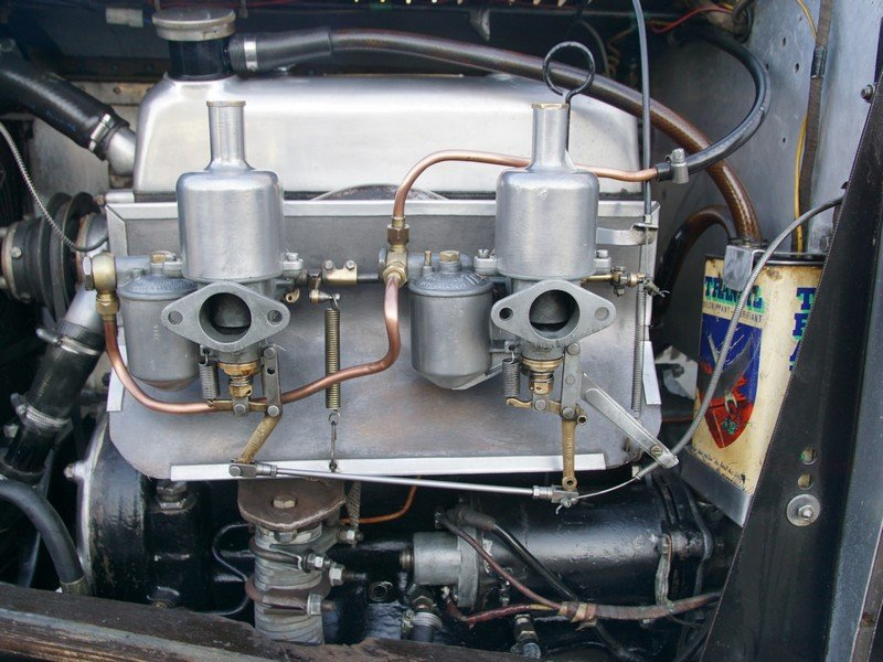 1933 Alvis 12/70 Open Tourer Special French registration, 'Auto R For Sale (picture 4 of 6)