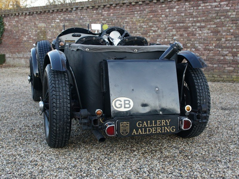 1933 Alvis 12/70 Open Tourer Special French registration, 'Auto R For Sale (picture 6 of 6)