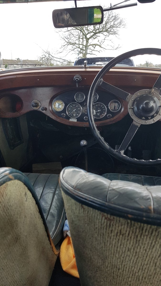 1934 Alvis Firebird Holbrook saloon For Sale (picture 3 of 6)