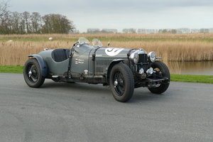 """Alvis 12/70 Special """"The Greyman"""" 1937 For Sale"""