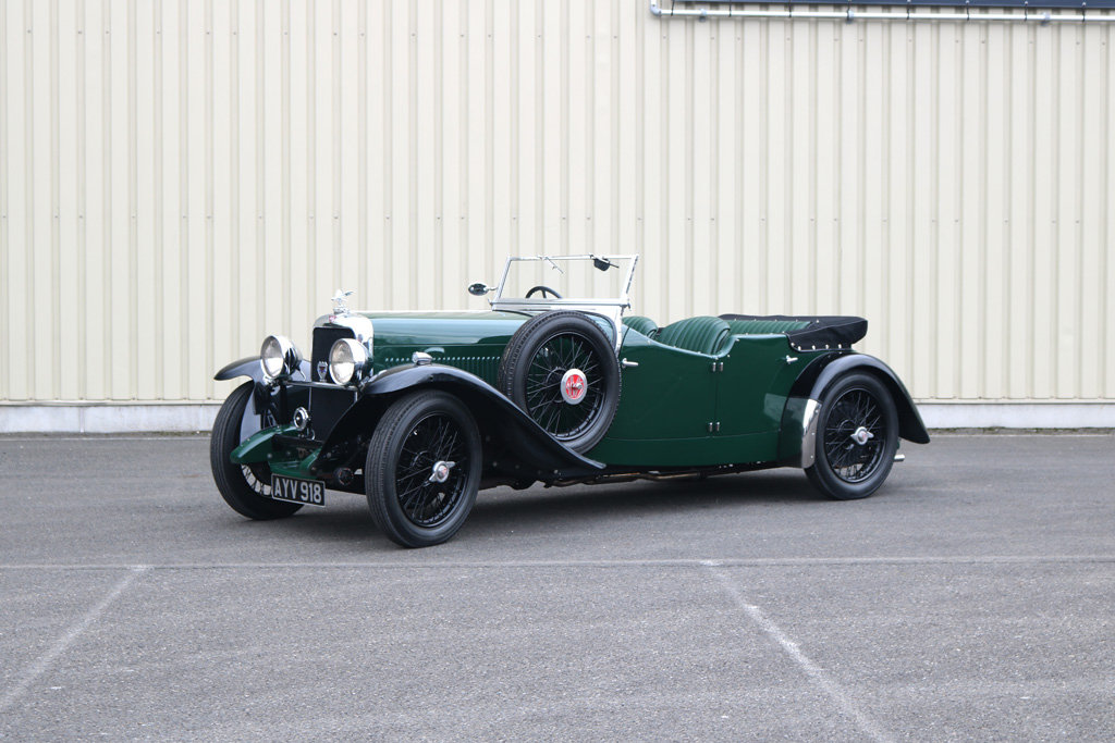 1934 Alvis Firefly Cross & Ellis For Sale (picture 1 of 6)