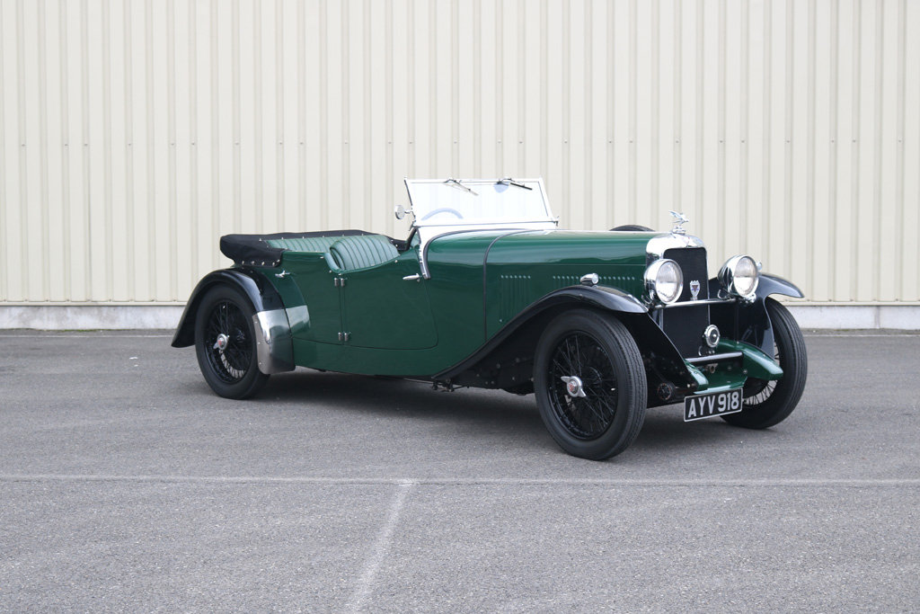 1934 Alvis Firefly Cross & Ellis For Sale (picture 2 of 6)