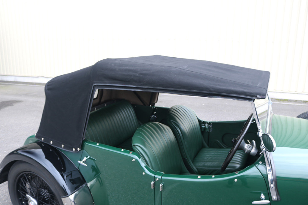 1934 Alvis Firefly Cross & Ellis For Sale (picture 3 of 6)