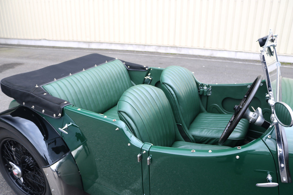 1934 Alvis Firefly Cross & Ellis For Sale (picture 6 of 6)