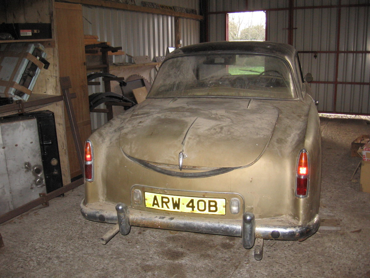 1965 TE21 automatic, P/steering for restoration For Sale (picture 2 of 6)