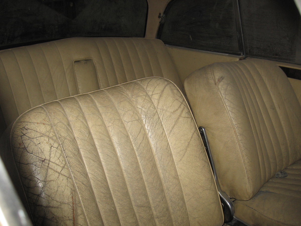 1965 TE21 automatic, P/steering for restoration For Sale (picture 5 of 6)