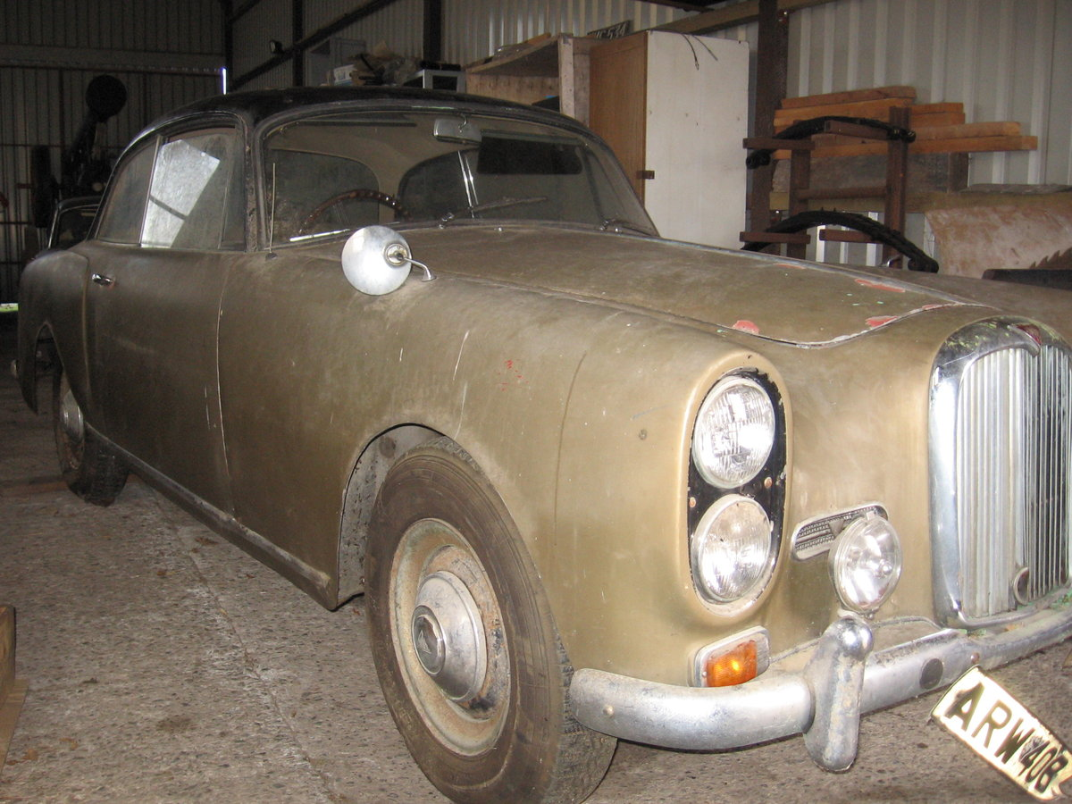 1965 TE21 automatic, P/steering for restoration For Sale (picture 6 of 6)