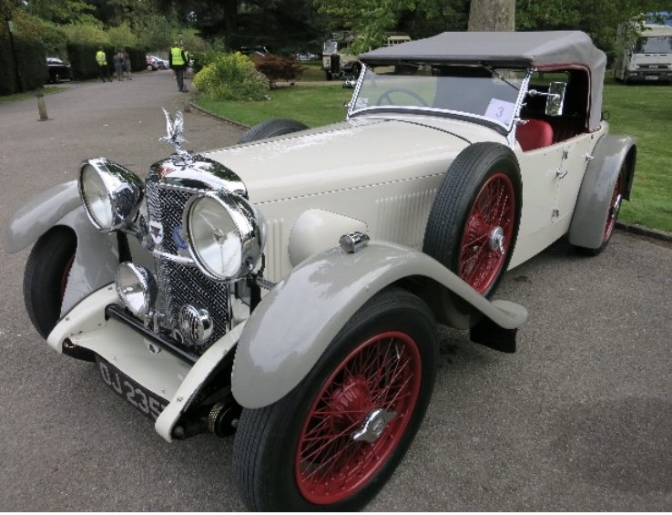 1932 Alvis Speed 20 SA Tourer  For Sale (picture 10 of 12)