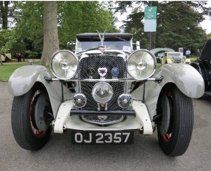 1932 Alvis Speed 20 SA Tourer - Reserved SOLD (picture 12 of 12)