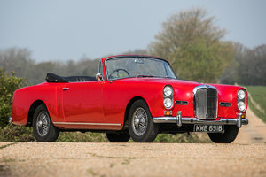 1964 Alvis TE21 DHC For Sale
