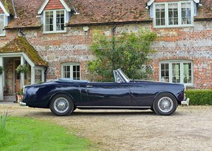 1960 Alvis TD21 Drophead Coupé For Sale by Auction