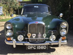 1966 Alvis TF21 For Sale