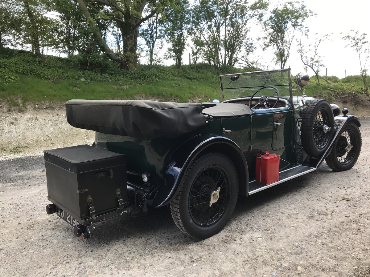 1930 Alvis Silver Eagle Four Seat Tourer For Sale (picture 3 of 6)