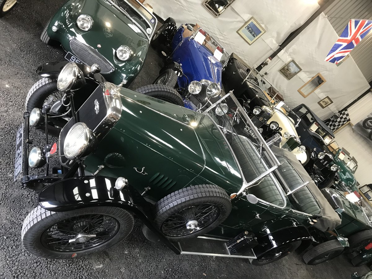 1930 Alvis Silver Eagle Four Seat Tourer For Sale (picture 5 of 6)
