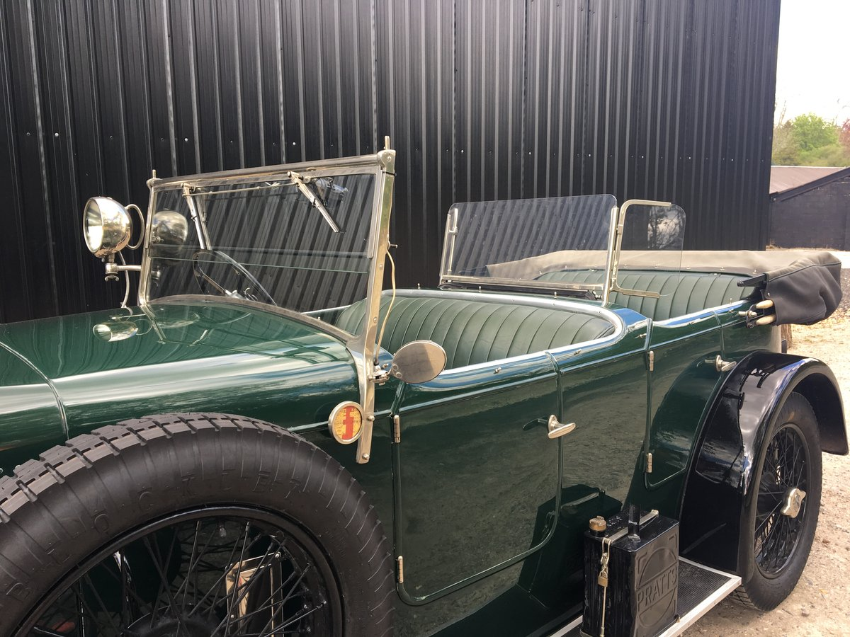 1930 Alvis Silver Eagle Four Seat Tourer For Sale (picture 6 of 6)
