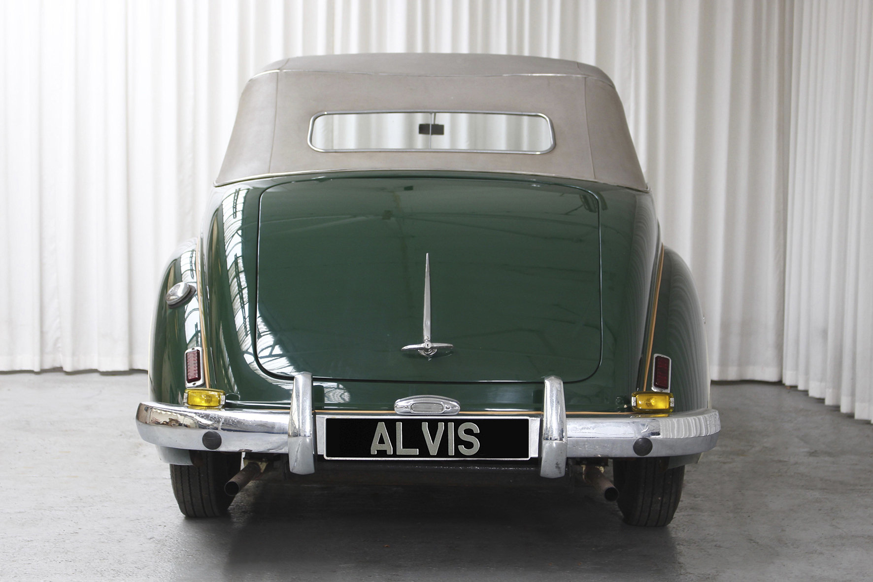1952 TA21 DHC by Tickford in LHD For Sale (picture 4 of 6)