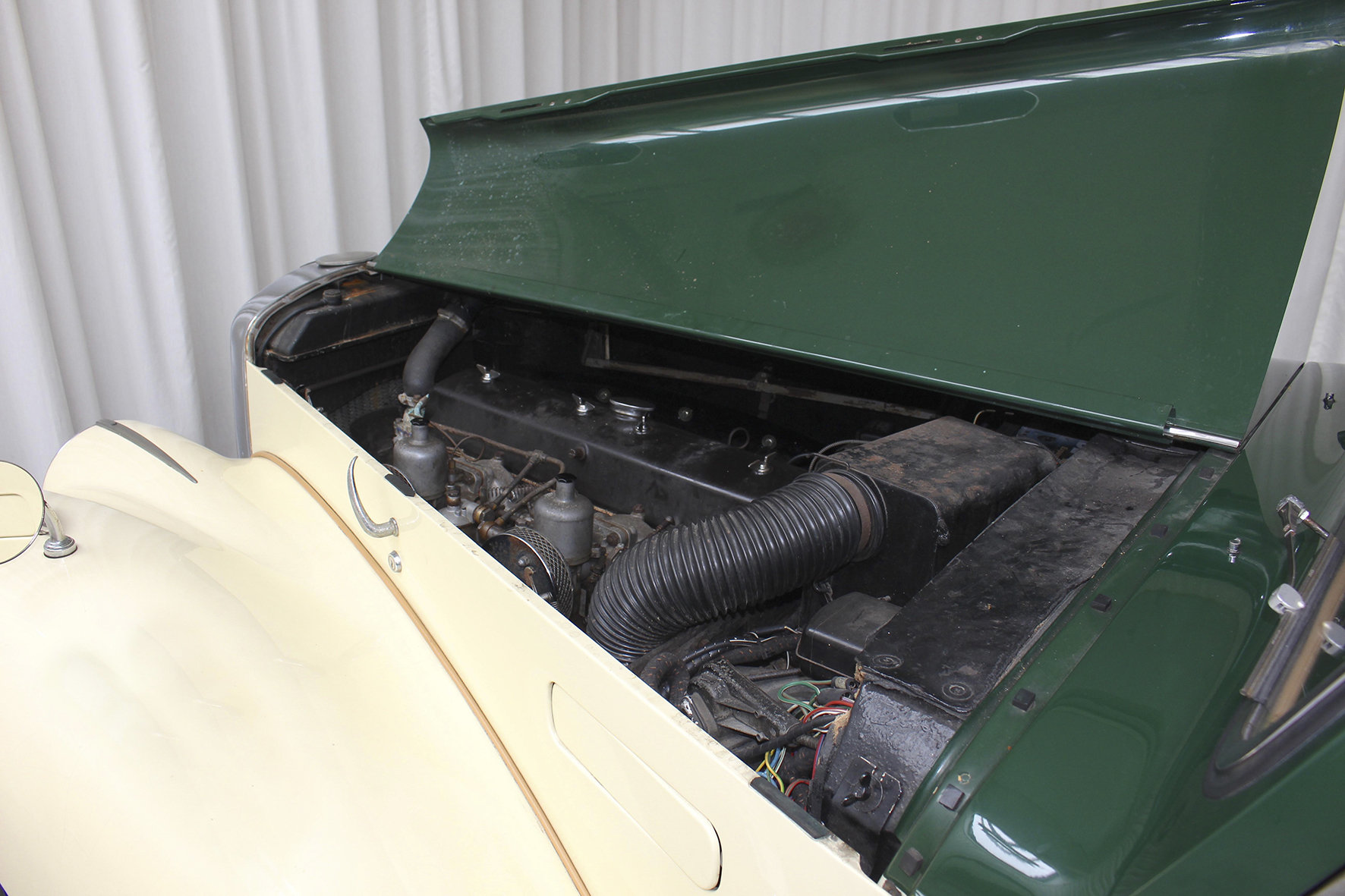 1952 TA21 DHC by Tickford in LHD For Sale (picture 6 of 6)